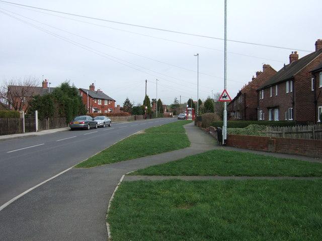 Kirkthorpe Lane, Kirkthorpe