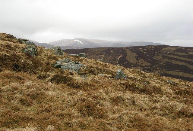 Stones, Cairn Daunie