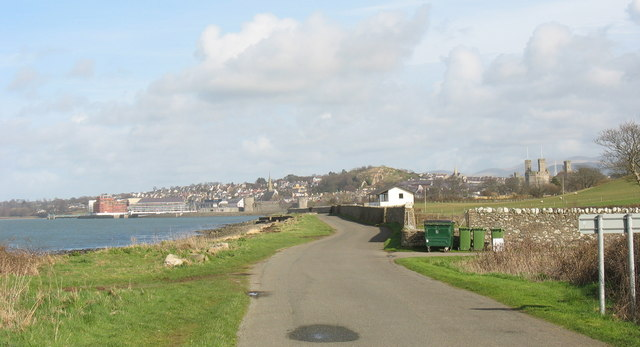 The Foryd Road