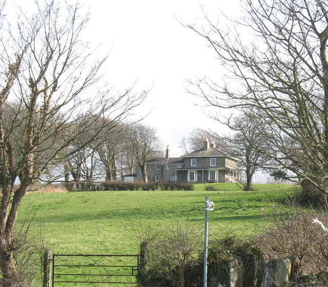 Bryn Teg - a Victorian mansion
