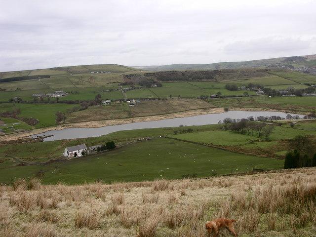 Holden Wood Reservoir