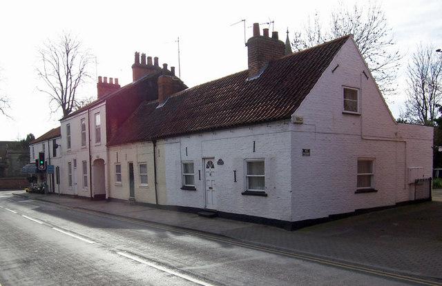 Old Cottages, Northgate, Hessle