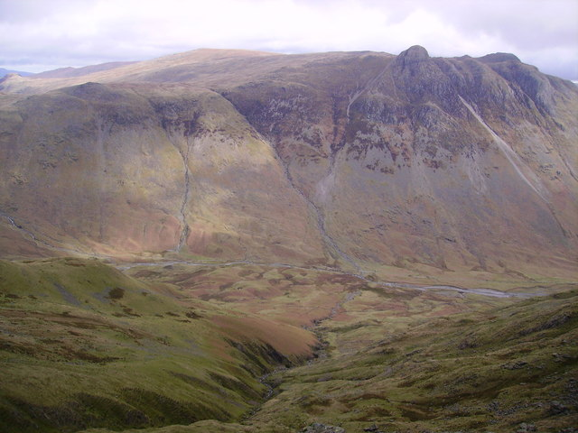 Above Grunting Gill