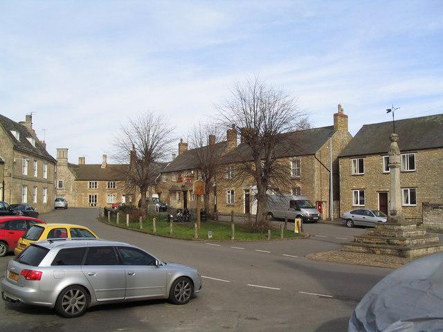 The Village Square, Brigstock