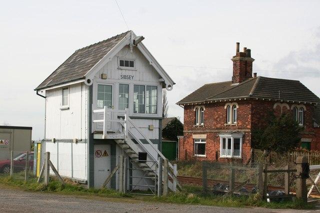 Sibsey Signal Box