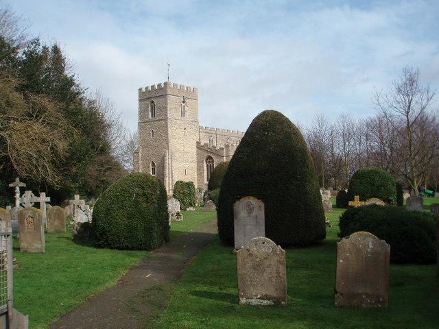 Kempston Church End
