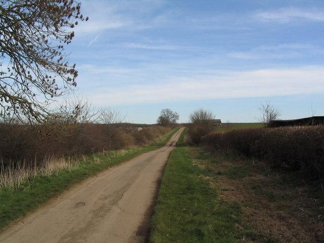 Dusthill Road,  Brigstock