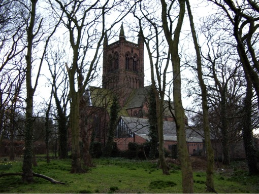 St Mary's Church, West Derby