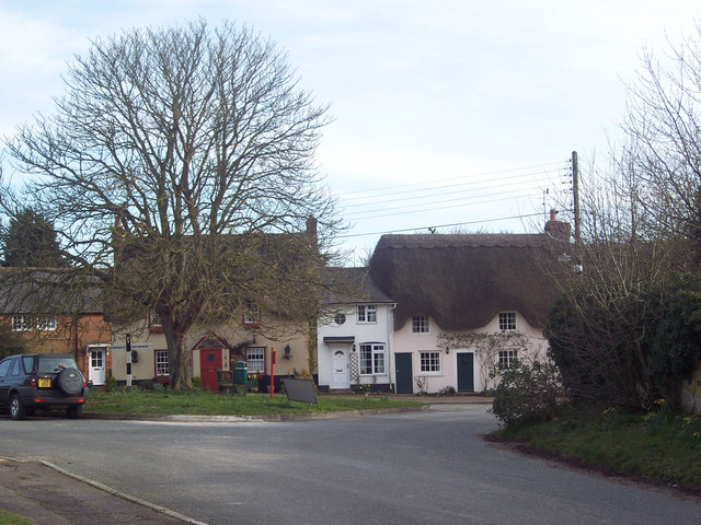 Village green at Haxton