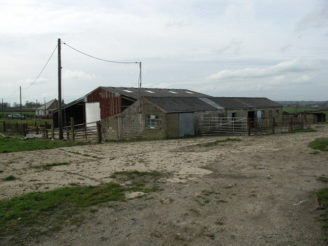 Wheatfield Lodge Farm.