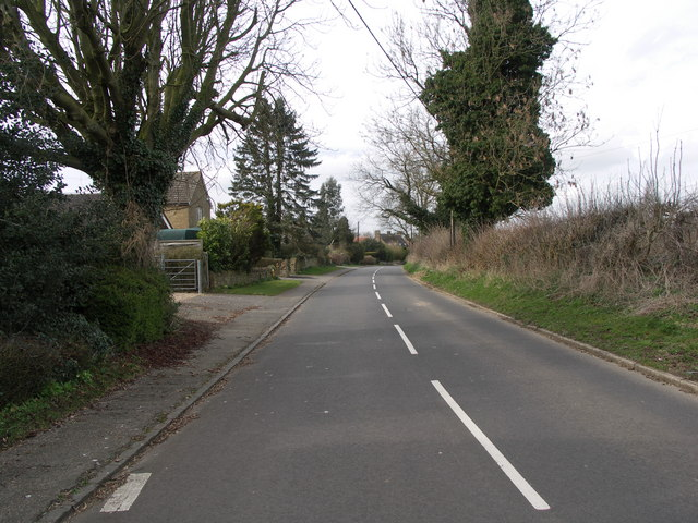 The Road into Harrington.