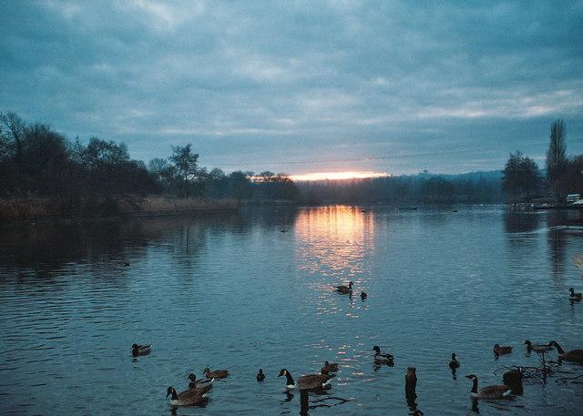 Arrow Valley Lake