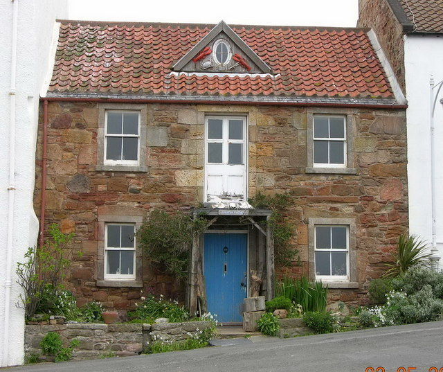 Lobster Cottage in Crail