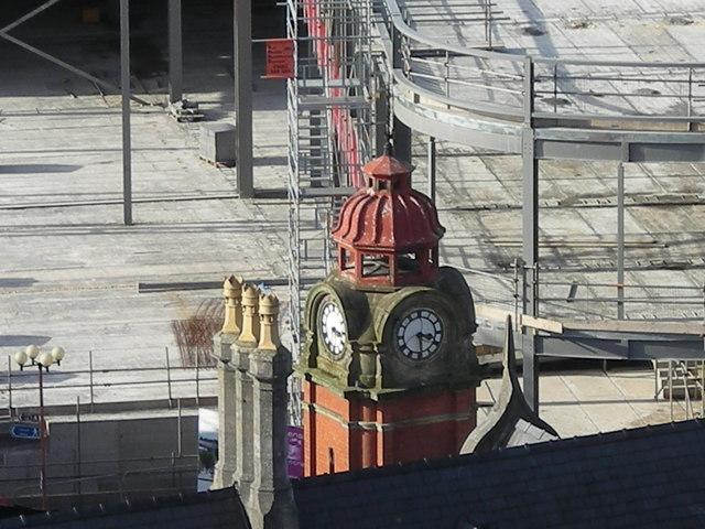 Bangor City Clock