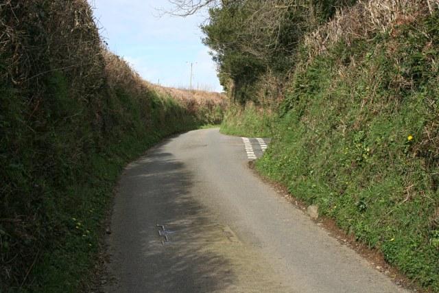 Sunken Lane near Wayland