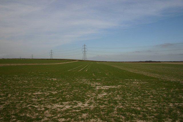 Farmland near Swaffham Prior