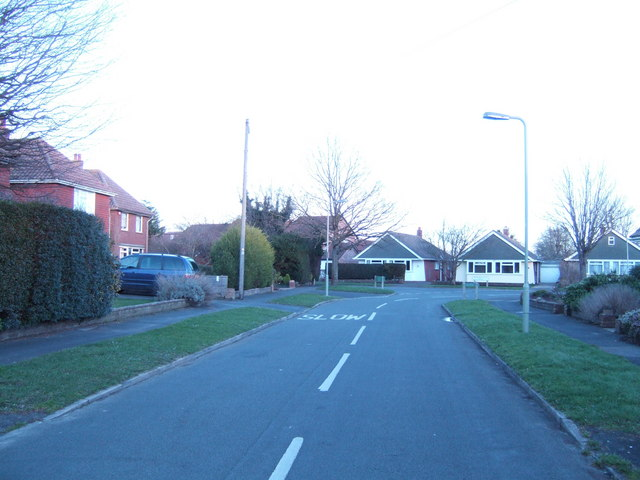 Westbourne Avenue, Emsworth