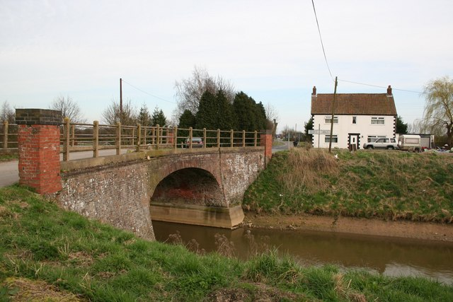 Simmon House Bridge