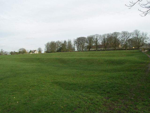 Manorial Earthworks.