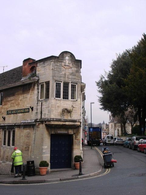 Greyhound Inn, Stroud