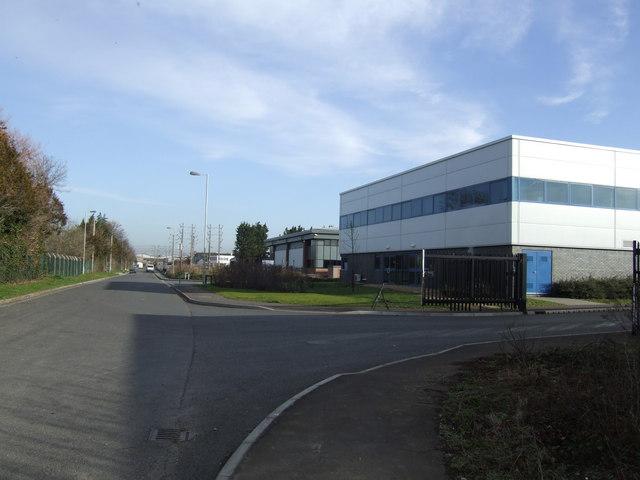 Brockhampton Lane Industry