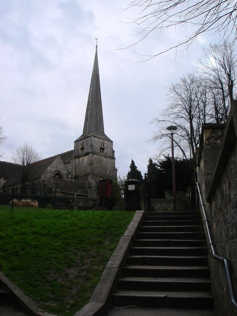 St Lawrence Church, Stroud
