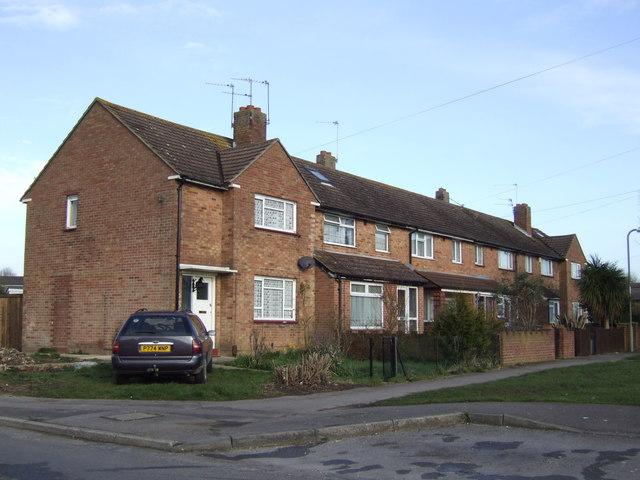Estate Housing; Leigh Park