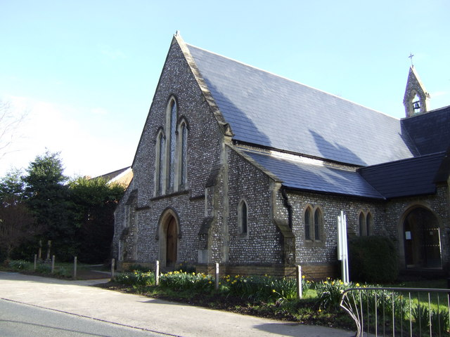 St John's church, Rowlands Castle