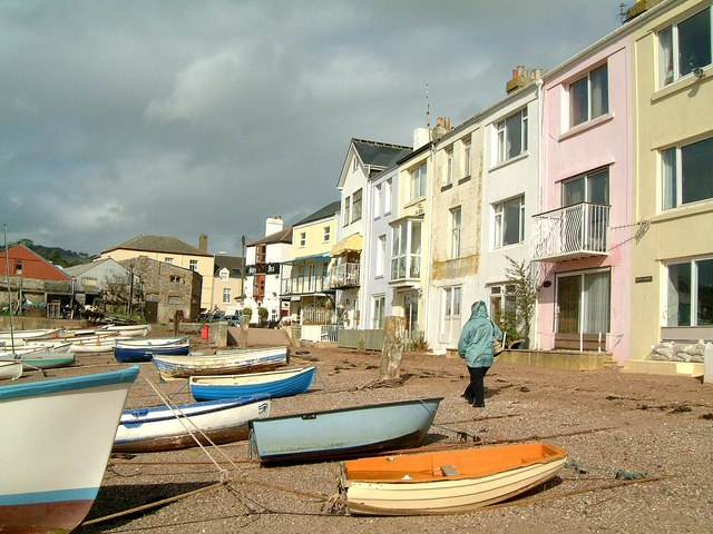 New Quay at Teignmouth