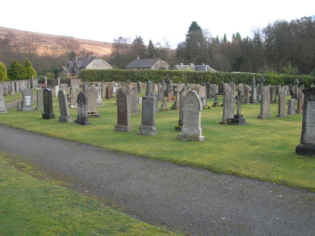 Cemetery near Skipper's Bridge
