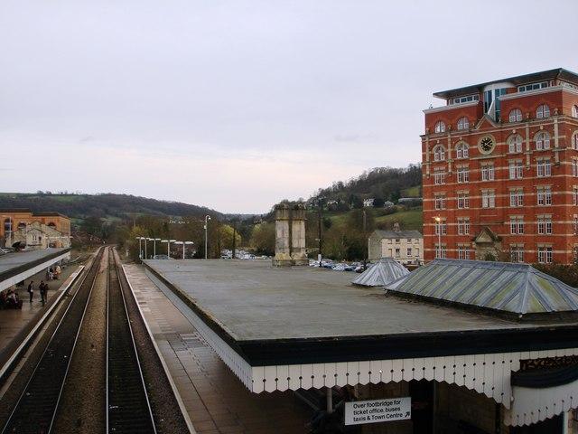 Stroud Railway Station