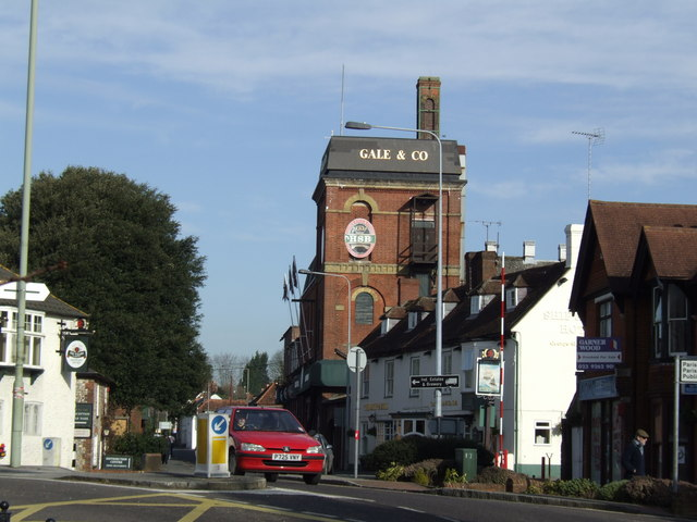 Gale's Brewery, Horndean