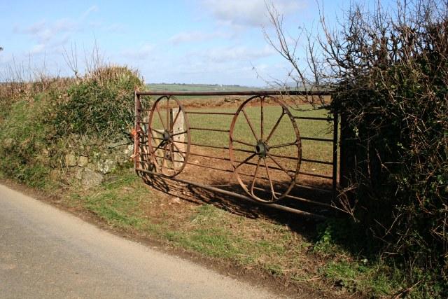 Wheel Gate