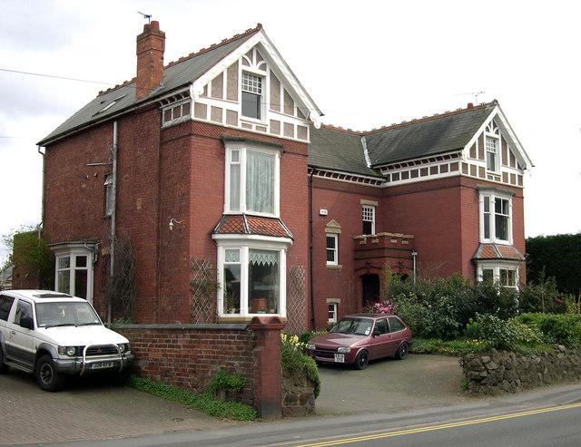 Semi-detached Houses, High Street, Kingswinford, Staffordshire