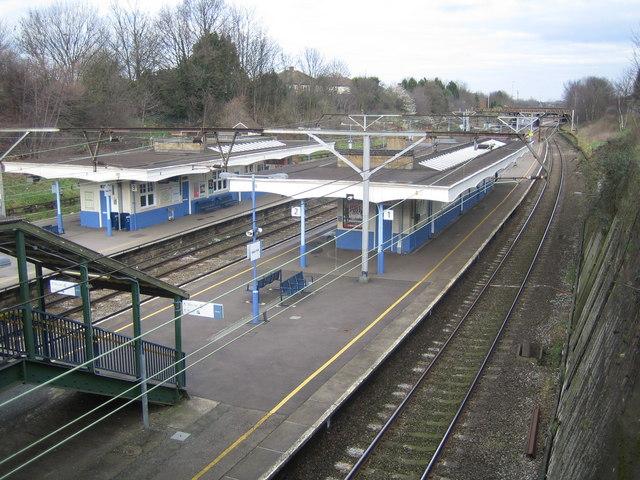 Gidea Park railway station