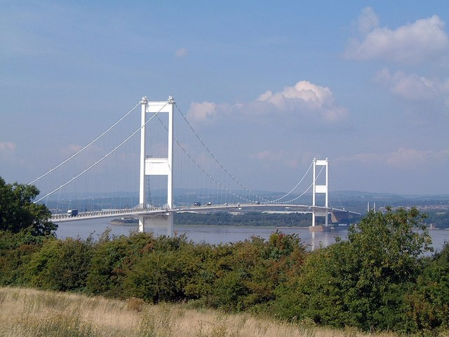 "The ""Old"" Severn Bridge"