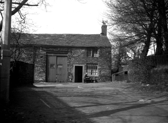 Coptrod Farm, Rochdale, Lancashire