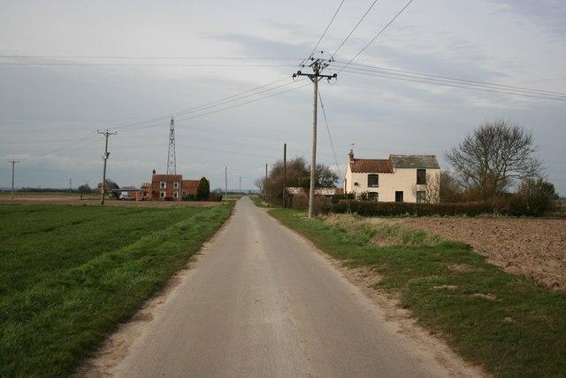 Washdyke Lane