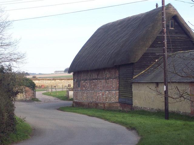 Barn, Haxton