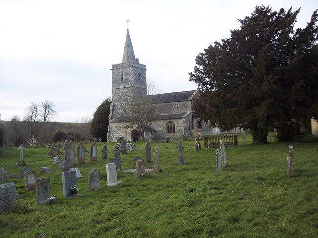 All Saints Church, Fittleton
