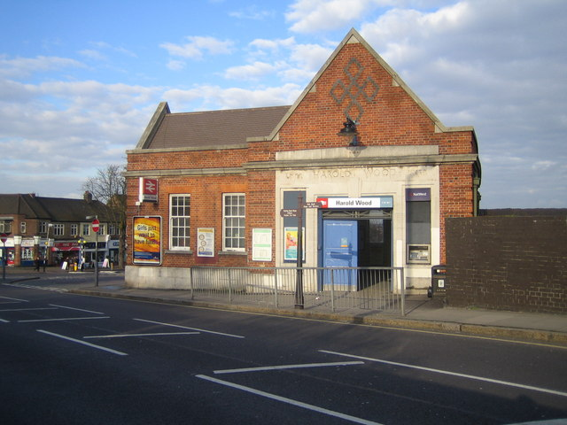 Harold Wood railway station