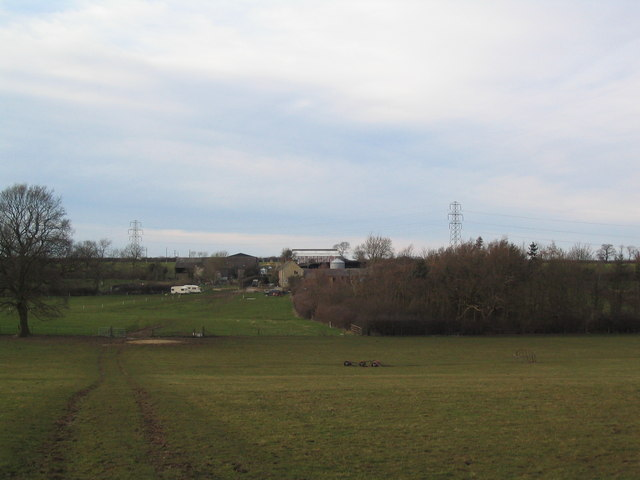 Park Farm, near Brigstock
