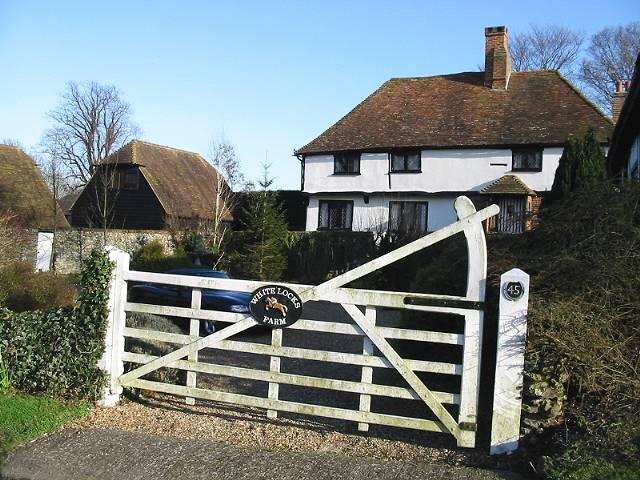 White Locks Farm, Kingston