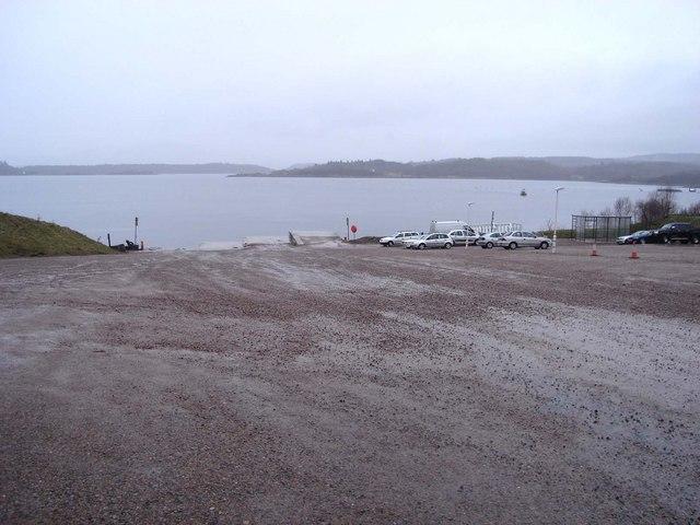 Rhugh Garbh jetty
