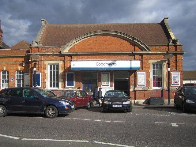 Goodmayes railway station