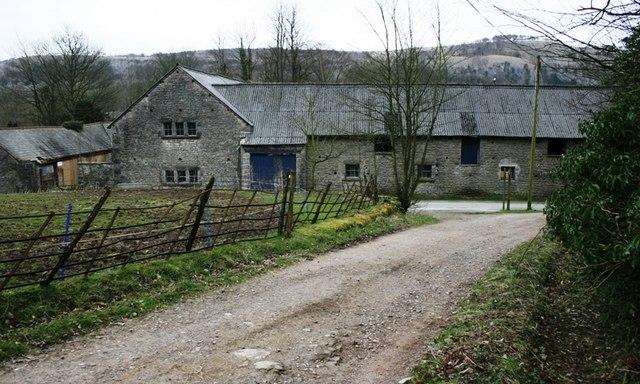 Farm Buildings, Witherslack Hall Farm