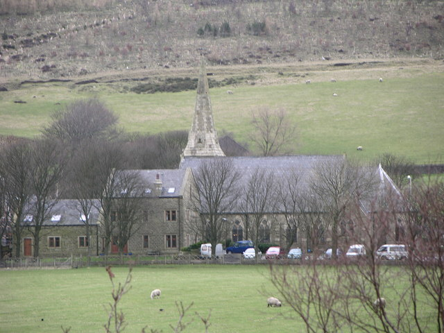 Back of St Stephens Church