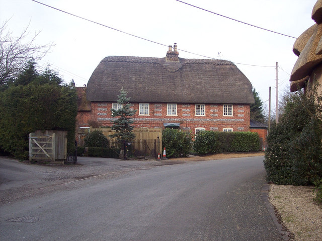 The Old School House, Fittleton