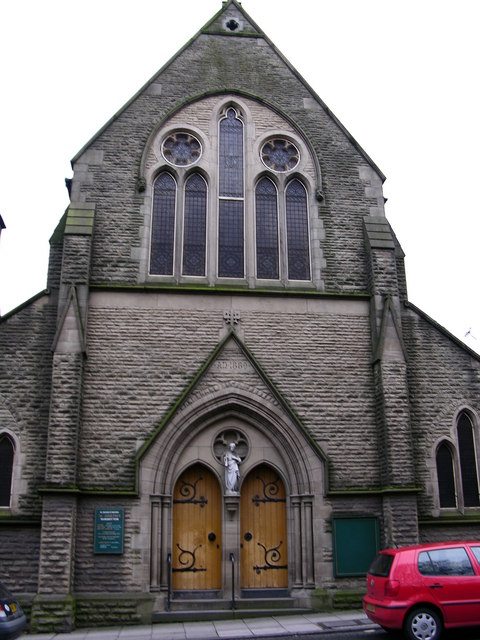St Joseph's Church, Ramsbottom