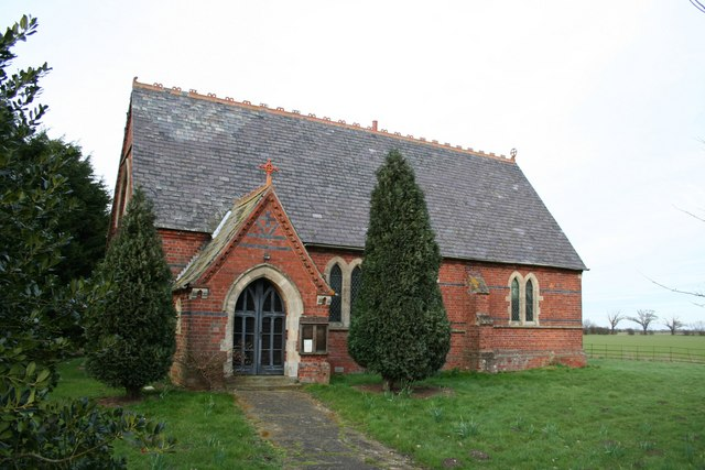 St.Lawrence's Church, Moorhouses